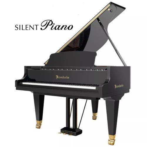Bösendorfer 155 noir silent sh