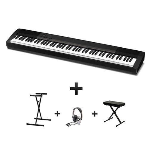 piano numérique Casio CDP130 pack
