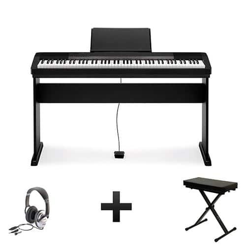 piano numérique Casio CDP130 pack meuble