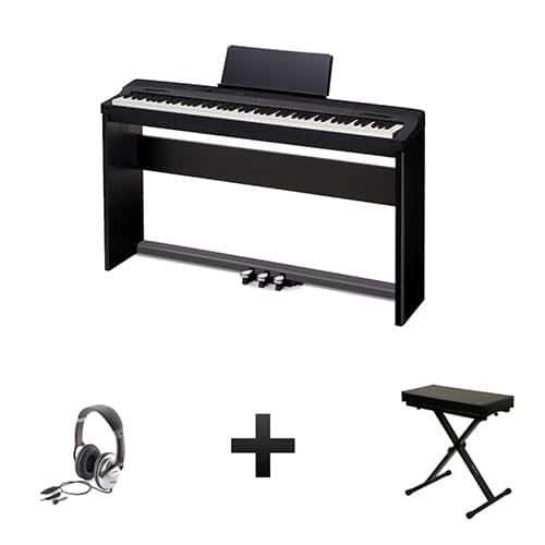 piano numérique casio PX160 full pack
