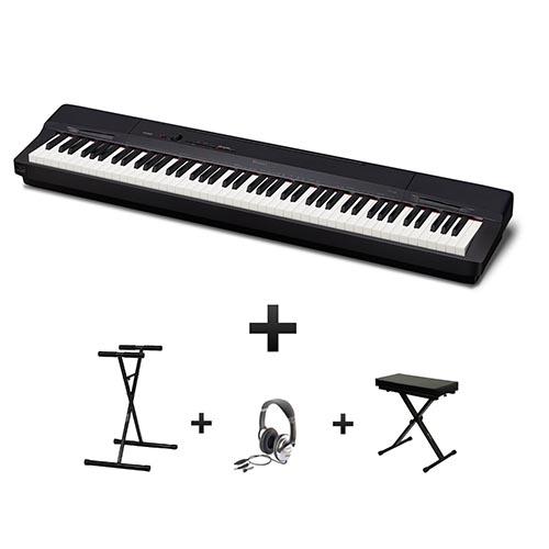 piano numérique Casio PX160 pack