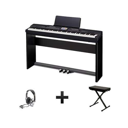 piano numérique Casio PX360M full pack