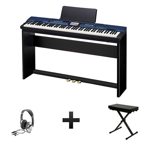 piano numérique Casio PX560M full pack