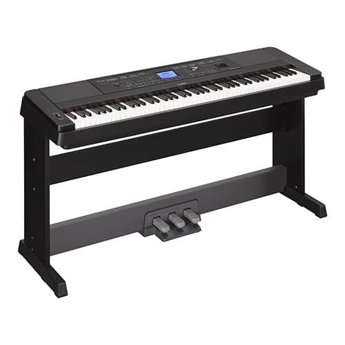 piano numérique Yamaha DGX660 version meuble