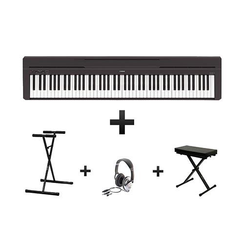 piano numérique Yamaha P45 pack