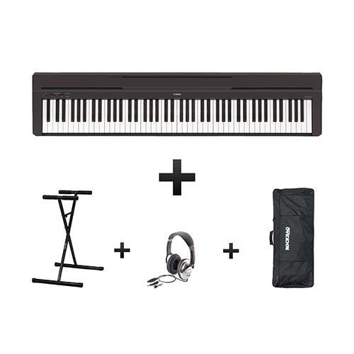 piano numérique Yamaha P45 pack nomade