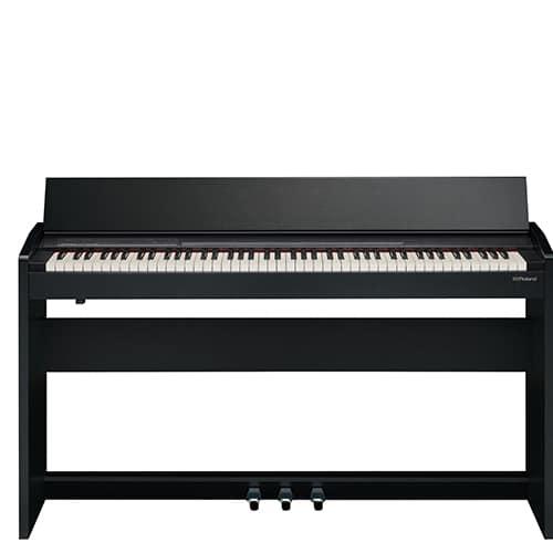 piano numérique meuble Roland F140R