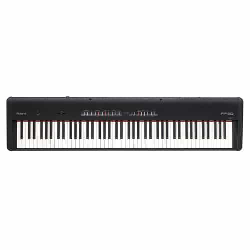 piano numérique Roland FP50