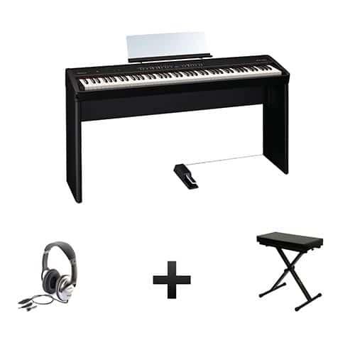 piano numérique Roland FP50 full pack