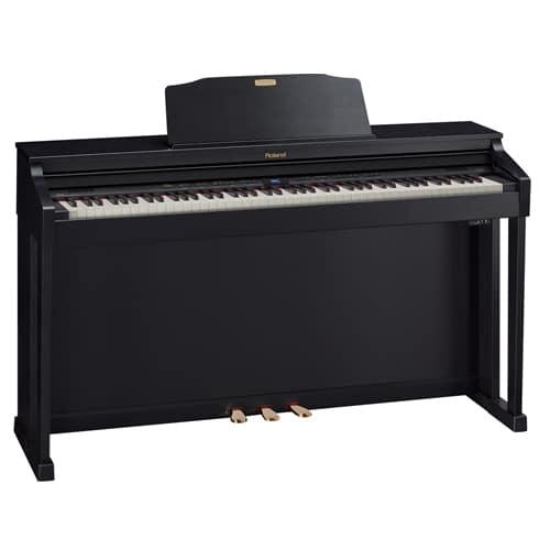 piano numérique meuble Roland HP504