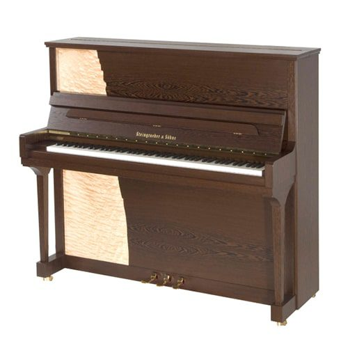 piano Steingraeber 130T noyer satiné avec option Twist and Change