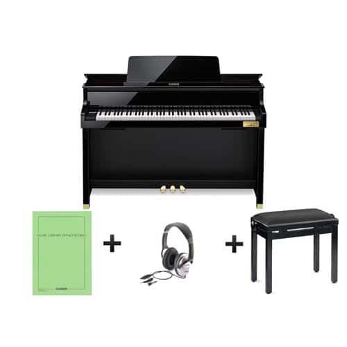 piano numérique meuble Casio GP500 pack