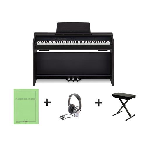 piano numérique meuble Casio PX860 pack