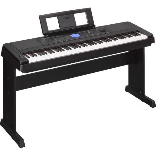Yamaha DGX660 version meuble