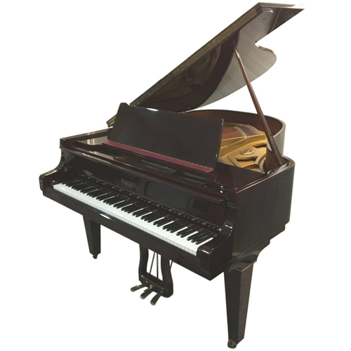 Pleyel schimmel 174 acajou verni nebout hamm for Garde meuble piano