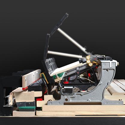mécanique Kawai novus NV10