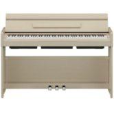 piano-numérique-yamaha-ydps34-frêne-clair-face