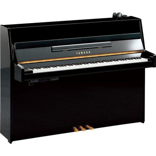 piano droit yamaha B1 silent SC2 noir