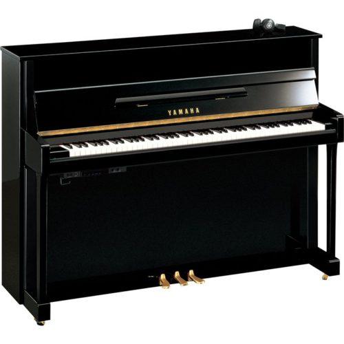 piano droit yamaha B2 silent SC2 noir