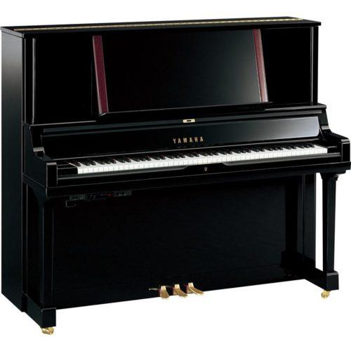piano à queue Yamaha YUS5 transacoustic TA2 noir