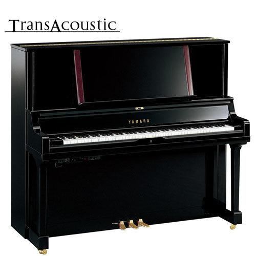 yamaha YUS5 transacoustic noir