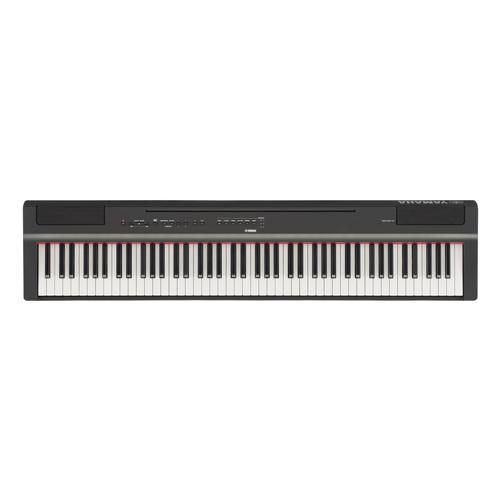 piano-numérique-yamaha-P125-noir-[P]