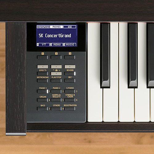 piano kawai ca 58 boitier de controle