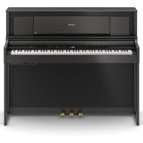 Roland LX 706 noir mat