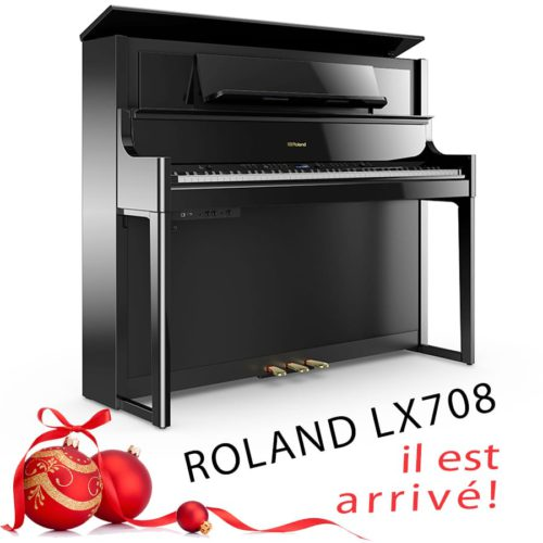 piano roland lx708 disponible
