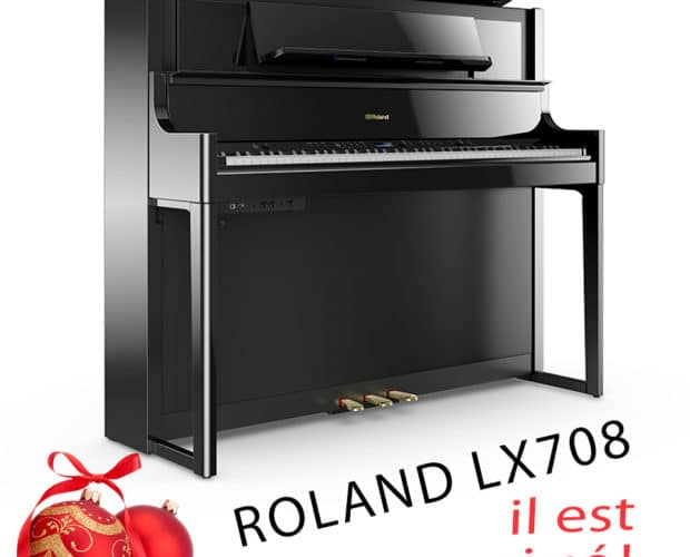 piano roland lx708 disponible