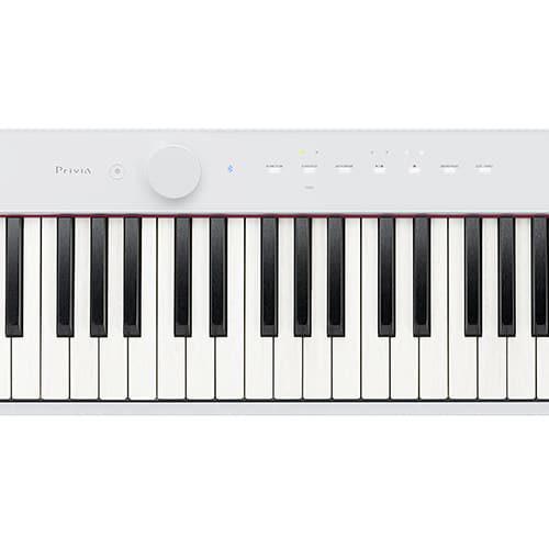 Casio PX-S1000 blanc panneau de contrôle
