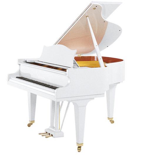 c. bechstein concert l 167 blanc