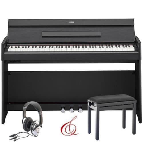 piano yamaha ydp s54 noir face pack