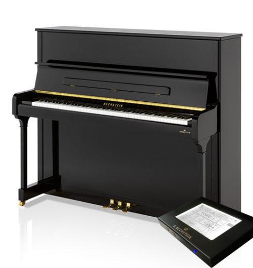 c. bechstein academy 124 style noir vario