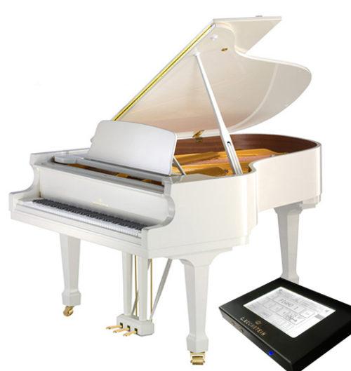 c. bechstein concert d 282 blanc vario