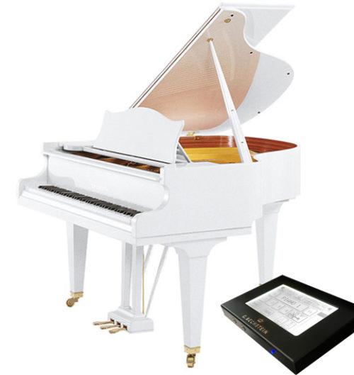 c. bechstein concert l 167 blanc vario