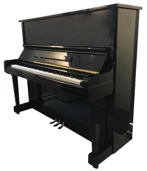 piano droit kawai K60 noir occasion