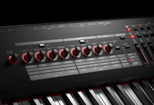 piano roland rd 2000 détail 1