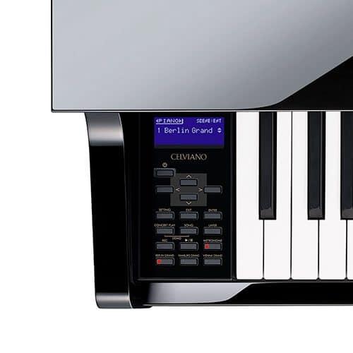 Casio GP510 panneau de commande