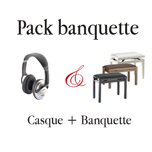 Pack banquette