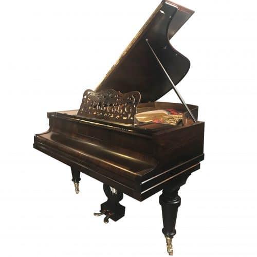 Piano Pleyel 3 palissandre fil occasion 1911