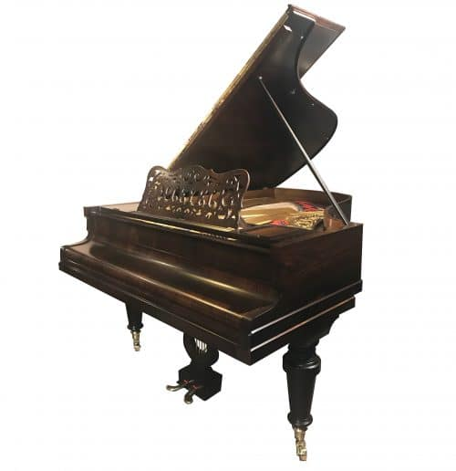 Piano Pleyel 3 palissandre fil occasion 1911