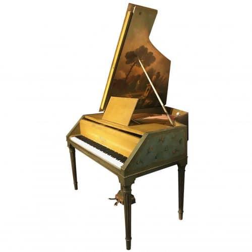 piano Gaveau 1 style louis XVI décors peints occasion 1933