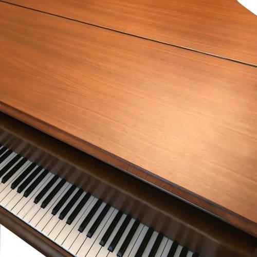 piano-bospiano bosendorfer 170 noyer couvercle occasion 1977
