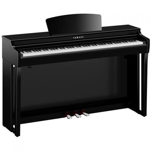 Yamaha CLP 725 PE noir brillant