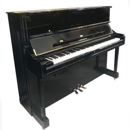 Piano Yamaha U1 Silent SG2 noir brillant