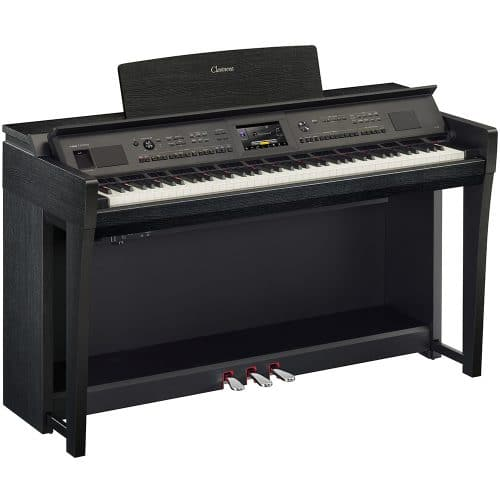 yamaha cvp 805 noir mat