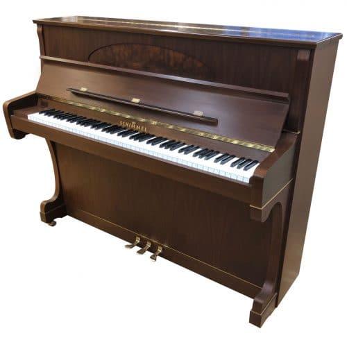 piano schimmel 120 elegance noyer satiné occasion
