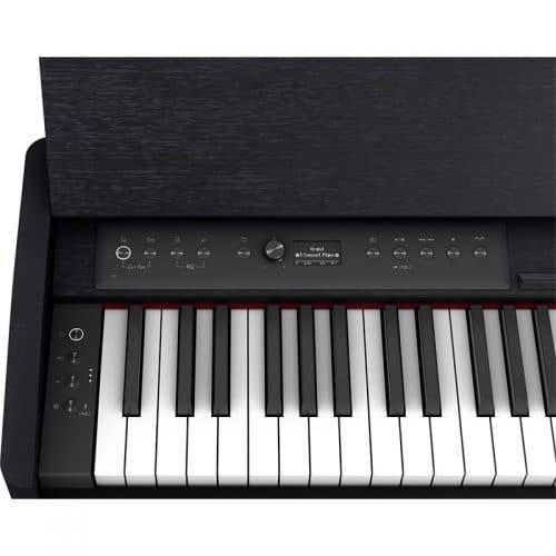 panneau de controle du Roland F701