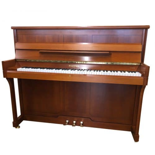 piano Pleyel P118 merisier marqueté occasion 1994